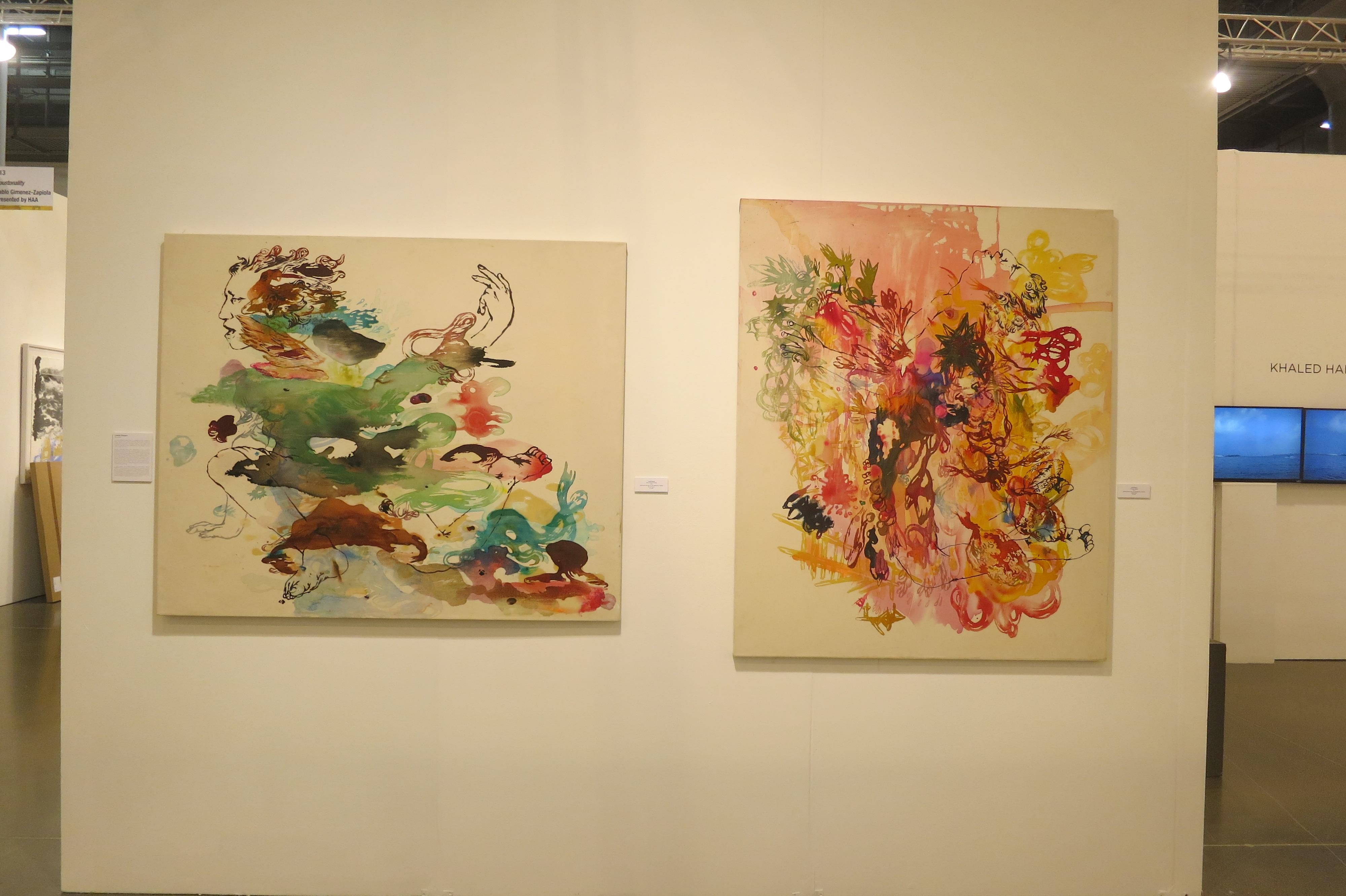 Watercolor art galleries in houston - 2014 Houston Fine Art Fair