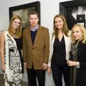 Opening Reception for Mixing the Medium, Curated by Philip Beck and Philip Berry