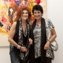 Opening Reception for Primavera Materia, Paintings by artist Lowell Boyers