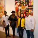 "Opening Reception for Angelbert Metoyer's ""Seasons of Heaven"""