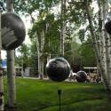 David Graeve's US Trust Balloon Installation at the 2012 Aspen Ideas Festival, June 27 - July 3, 2012